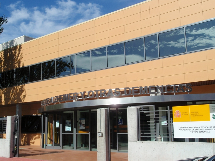Centro de referencia estatal de Atención a Personas con Enfermedad de Alzheimer y otras demencias de Salamanca.